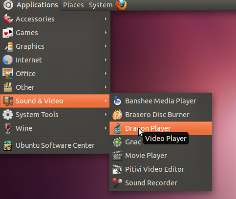 Cara Install Dragon Player di Ubuntu 11.04 Natty Narwhal