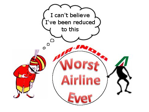 Air India Crowned Worst Airline Ever