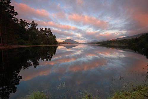 Loch Laggan Dawn.