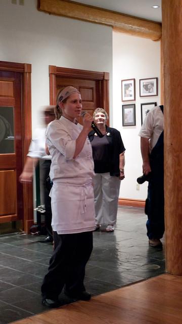 finedining annakim dinnerinthedark culinaryvegetableinstitute