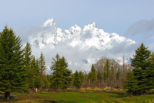 Jackson Hole Valley by bhophotos