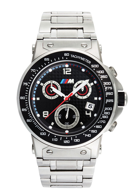 BMW M Power Chronograph - Stainless Steel Band / ITEM:80-26-0-439-619