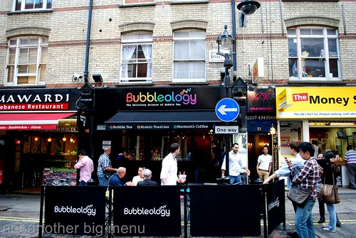 Bubbleology, Soho