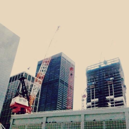 Zona zero en reconstrucció