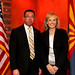 Consul Chan with Governor Brewer