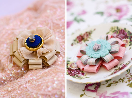 Cupcake Couture corsages