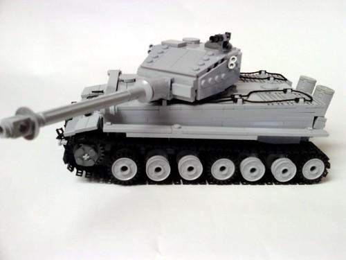 Pzkpfw VI Tiger I tank