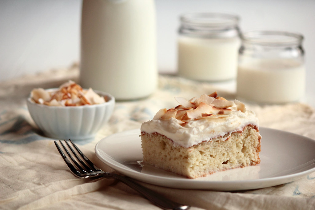 Three Milk Cake Recipe — Dishmaps