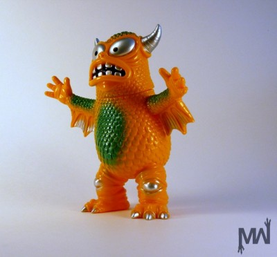 Monster Worship Greasebat Toy Karma 3