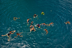 Camiguin Coin Divers (13thFOOL) Tags: travel divers nikon philippines camiguin mindanao