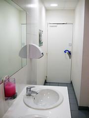 WC Bureaux (Ulna system) Tags: les de porte mains sans contamination poignée hygiène