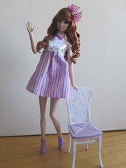 Sweetie Gavin (J.Garibay) Tags: pink blue girls cute vintage gavin glasses necklace doll pretty dolls treasure dress vinyl barbie cutie jett just rufus blonde surprise bracelet reese accessories curious dynamite sooki simply factor girlie chill aria fashionistas