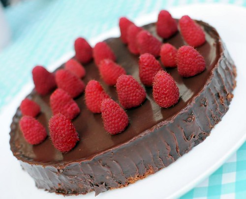chocolateganachecake