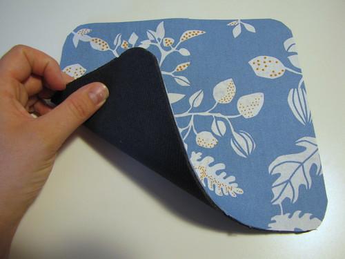 DIY: Mouse Pad Makeover momspark.net