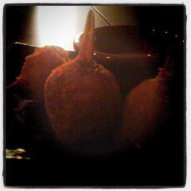 crab claw balls
