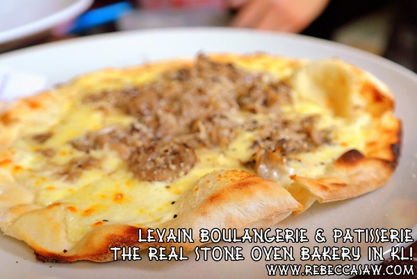 Levain Boulangerie & Patisserie, The real STONE OVEN bakery in KL-24