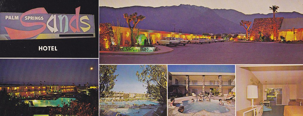 The Sands Hotel Palm Springs