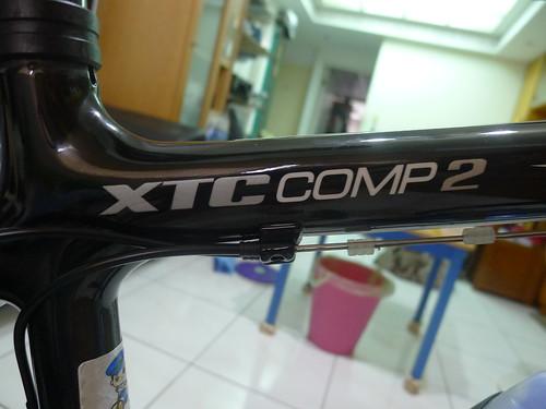 COMP2 全車碳纖維車架