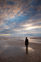 Another Place - Crosby (alancookson) Tags: liverpool crosby antonygormley anotherplace