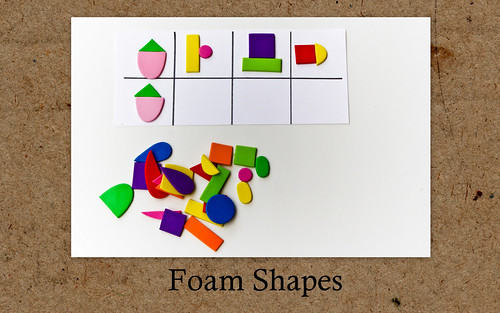 foamshapes