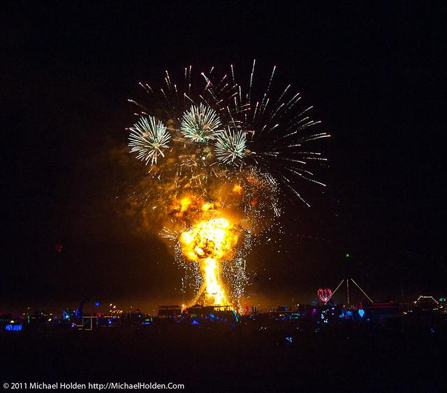 Burning Man 2011: Kaboom!
