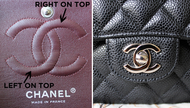 2d3636e14af5 How to spot a fake Chanel? See it in pictures here!