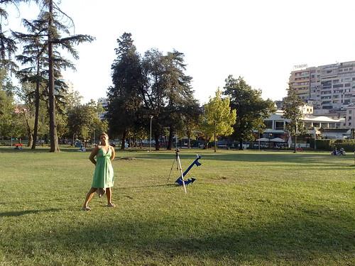 Parco Rinia a Tirana by durishti