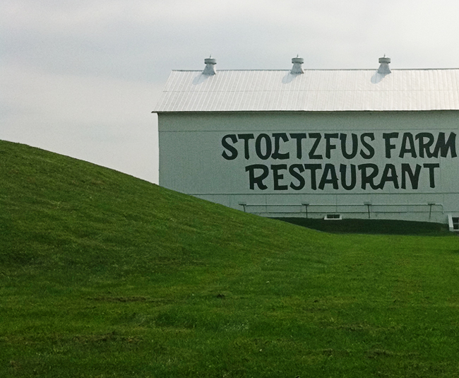 stoltzfus (Amish Country trip)