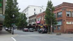 Mount Vernon, Washington downtown