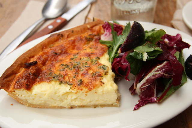 Quiche at Farm:Table by Caroline on Crack