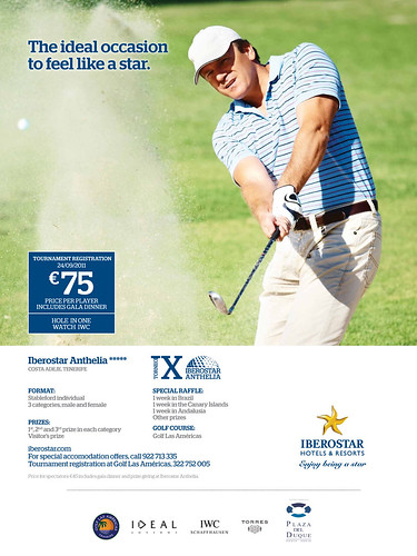 Iberostar Anthelia Golf Tournament