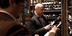 Los vinos argentinos se visten de blazer azul