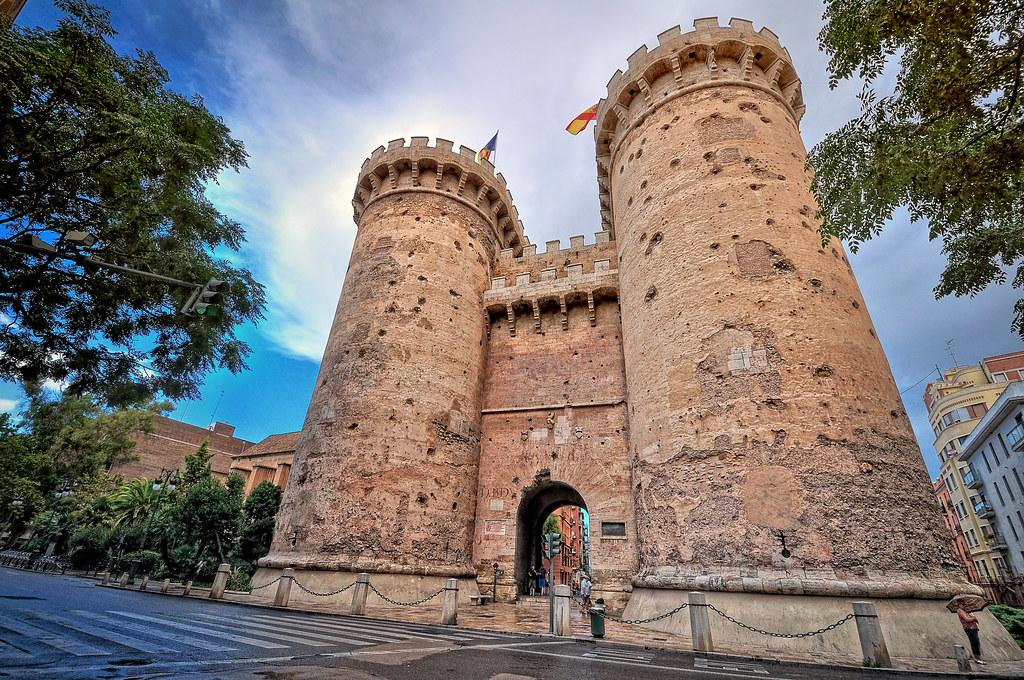 Torres de Quart (HDR). València