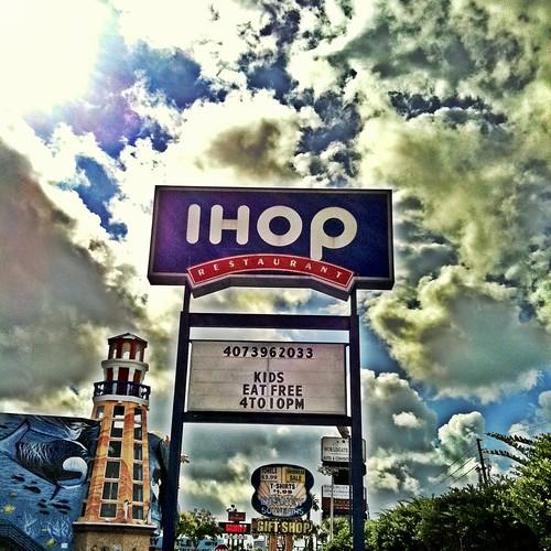 IHOP – Hwy 192, Orlando