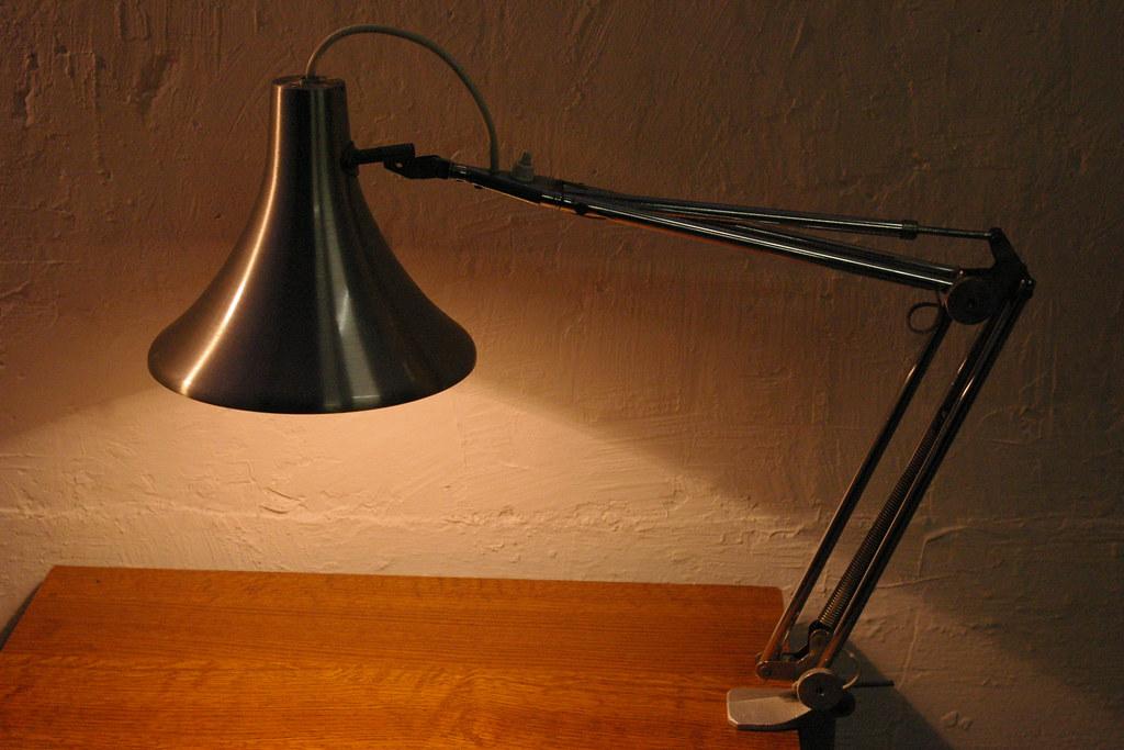 lampe sixties