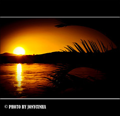 DEPOIS DA TEMPESTADE...A CALMARIA - The Calm After the Storm (jonycunha) Tags: sunset pordosol brazil brasil warm enchente rioribeiradeiguape nikond5000 itapena jonycunha