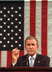 911: President George W. Bush Addresses Joint ...