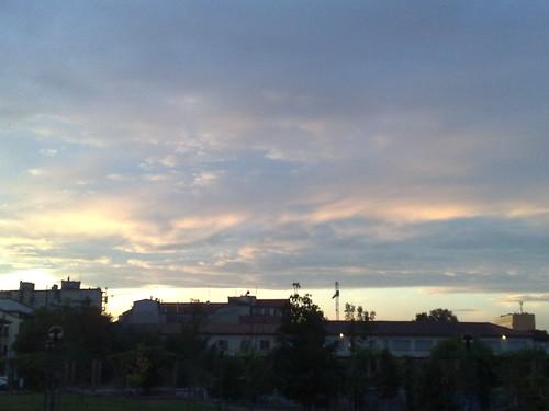 Alla fine delle nuvole by durishti