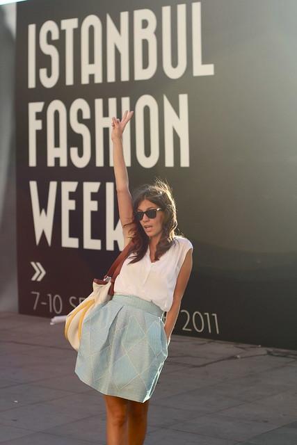 ifw, istanbul fashion week, ifw odakule, ifw ilk gün