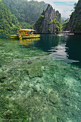 Twin Lagoon (B2Y4N) Tags: travel lake beach landscape island photography rocks cathedral twin lagoon whitesand coron palawan ecotourism busuanga