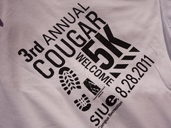 Cougar Welcome 5k | Fall 2011