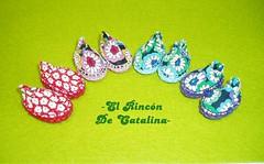 Nuevas alpargatas.../ New Espadrilles...(spanish canvas sandals)