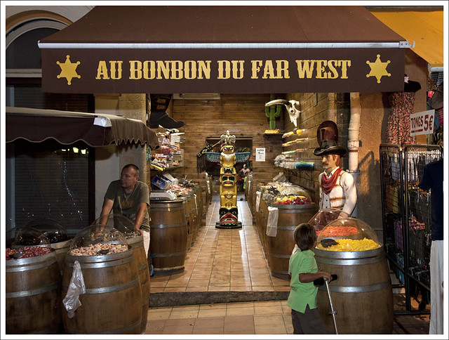 Au Bonbon Du Far West