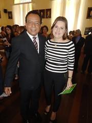 """Jonas Alvarenga e  a primeira dama do Recife Marilia Bezerra representante do prefeito do Recife João da Costa homenageado na ocasião com a mesma honraria. • <a style=""""font-size:0.8em;"""" href=""""http://www.flickr.com/photos/63091430@N08/6130081569/"""" target=""""_blank"""">View on Flickr</a>"""