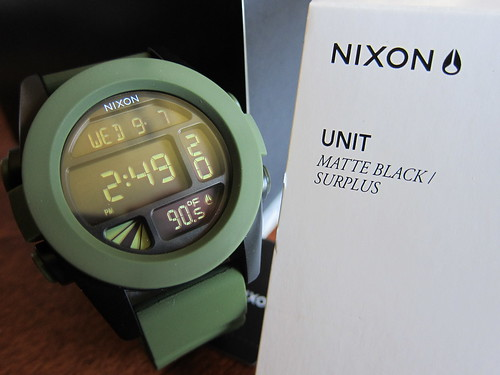 Nixon Magnacon SS Unit Time Teller Sept 2011 002