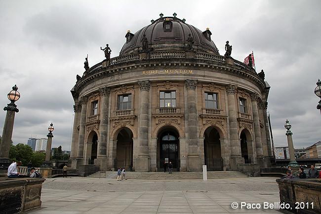 Berlín - Bodemuseum