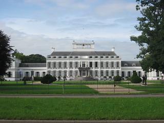 Soestdijk Paleis hoofdgebouw