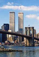 over 10 years (James and Karla Murray Photography) Tags: nyc usa newyork rip worldtradecenter 911 brooklynbridge twintowers wtc 10years jamesandkarlamurray jamesandkarlamurraycom