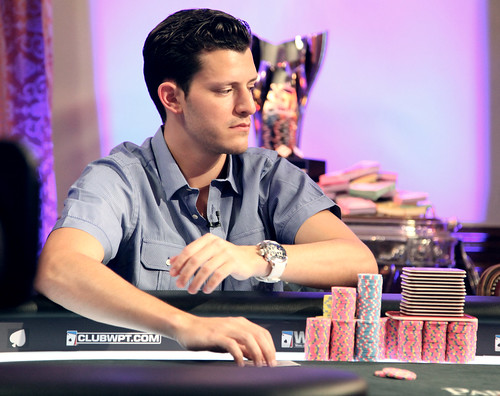 WPT Paris Final Table