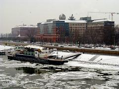 ELTE-TTK télen (Égfigyelő) Tags: budapest duna 2010 a38 elte lágymányos tél petőfihíd sp550 eltettk